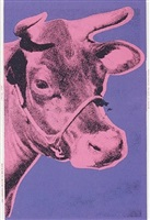 cow [ii.12a] by andy warhol